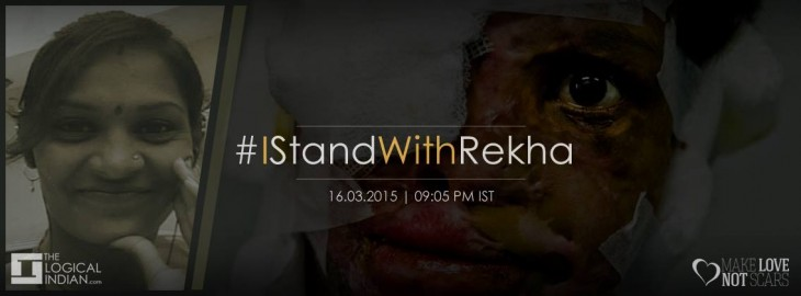 stand with rheka