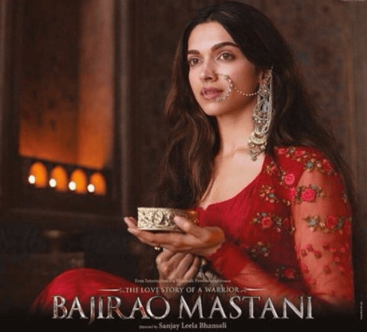 This is why you don't want to miss Bajirao Mastani